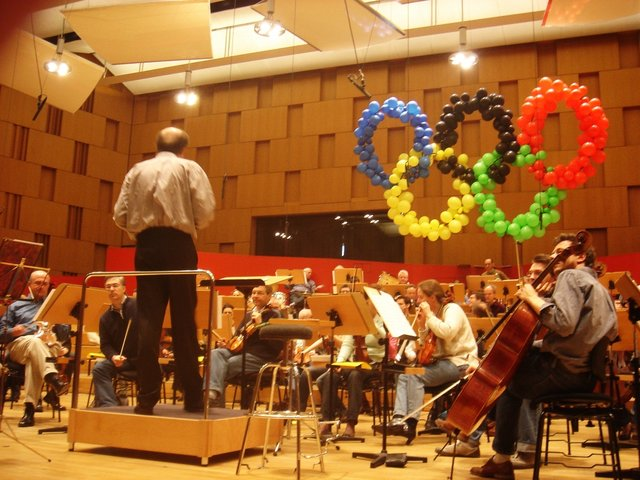 Probe der NDR Radio Philharmonie