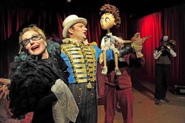 Theaterleute 1, Foto: Maurice Korbel