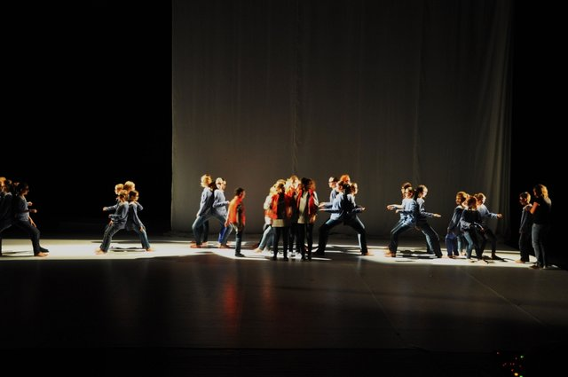 Zug - Uraufführung Foto:© R. Schwarz