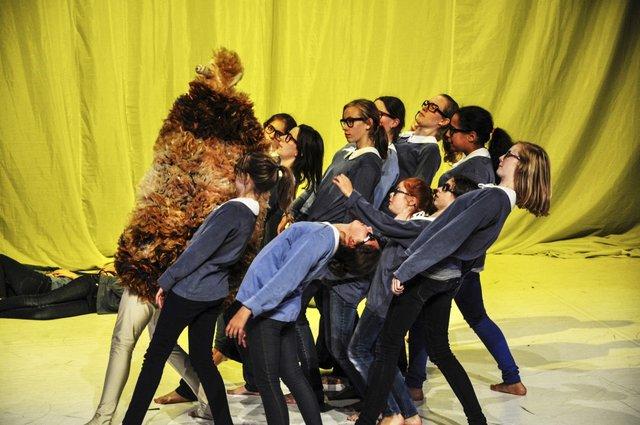 Es mit Kindern-2 - Uraufführung Foto:© R. Schwarz