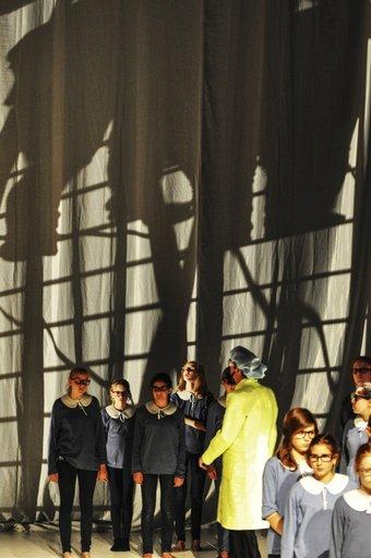 Labor-2 - Uraufführung Foto:© R. Schwarz