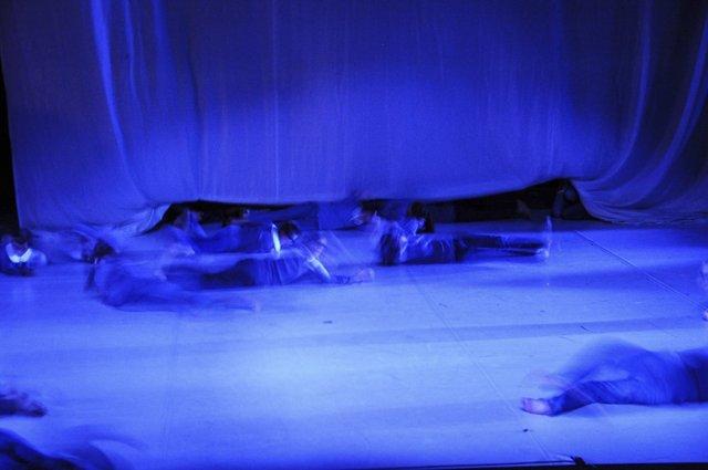 Wasser- Uraufführung Foto:© R. Schwarz