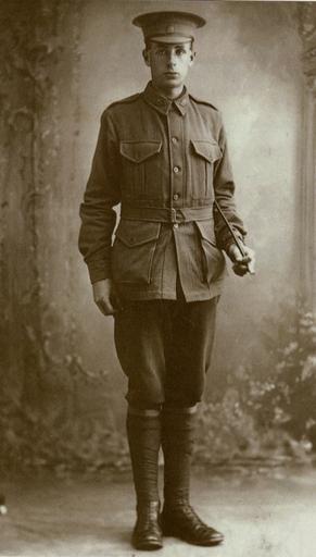 Ivanhoe Walker 1916