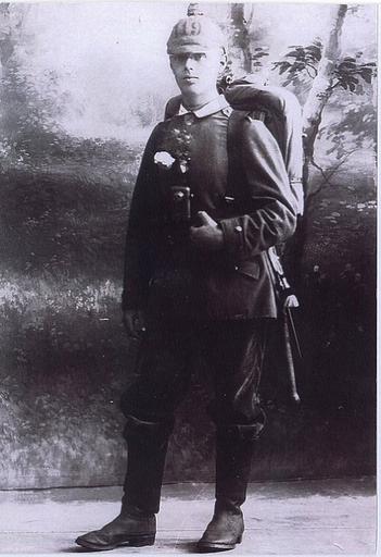 Rudolf Gillitzer 1916