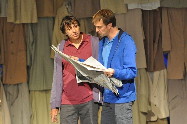 Ben und Adam, Foto: R. Schwarz